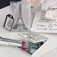 Eiffel Tower Design Compact Mirror Favors Wedding Bridal Shower Favors Gifts