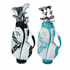 Callaway Solaire 2 - complete ladies 12 Pc with bag golf club set choose color