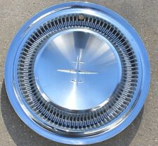 """Vintage 1966 1967 1968 Lincoln Continental 15"""" Hub Cap Wheel Cover"""