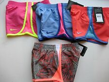 NWT NIKE GIRLS SHORTS ATHLETIC TENNIS SOCCER SIZE 4T TEMPO
