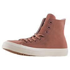 Converse Chuck Taylor All Star Hi Mens Trainers Light Brown New Shoes