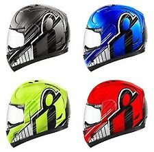 Icon Alliance Overlord Motorcycle Helmet / Blue - All Sizes