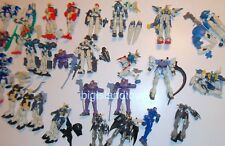 Gundam Battle Scarred Mobile Suit Fighter Action Figure PARTS WEAPONS [CHOICE]