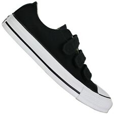 CONVERSE ALL STAR CHUCK TAYLOR 3V OX Low Shoes Black Touch Fastener Chucks