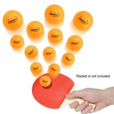 60Pcs 3-Star 40mm New Practice Ping Pong Balls Table Tennis Beer Pong Ball X2A6