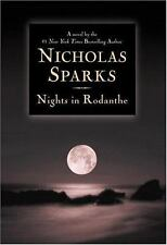"""Nights in Rodanthe by Nicholas Sparks: """"FIRST PRINTING""""   (2002, Hardcover,)"""