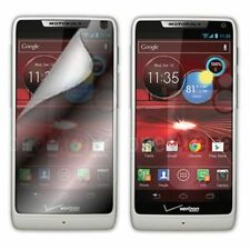 Clear Matte  LCD Screen Protector Cover Motorola DROID RAZR M XT907 LUGE