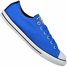 Converse CT East Coater Star Chuck Taylor Ox Shoes Blue Children