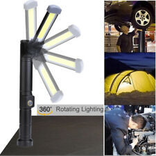 COB LED Work Camping Outdoor Light Magnetic Hanging Lamp Flashlight Torch