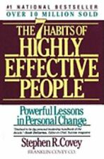 The Seven Habits of Highly Effective People by Stephen R. Covey (1990,...