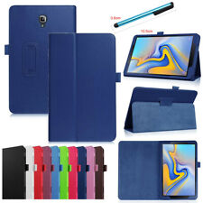 "For Samsung Galaxy Tab 3 4 A E 7""- 10.5"" Tablet Case Folio Stand Leather Cover"