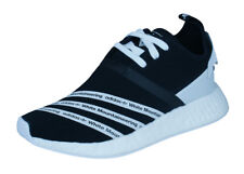adidas Originals WM White Mountaineering NMD R2 PK Primeknit Mens Sneakers Black