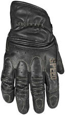 Speed & Strength Rust and Redemption Leather Gloves Motorcycle Street Bike