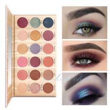 18Colors Eyeshadow Palette Beauty Makeup Shimmer Matte Eye Shadow Cosmetic NEW