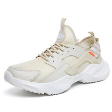Fashion Men Hiking Shoes Breathable Running Sports Sneakers Athletic Big Size 46