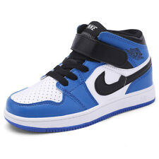 Kid's Boy's Casual Basketball Sneakers Athletic Walking Outdoor Running Shoes