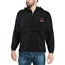 Champion Arkansas Razorbacks Black Packable Jacket