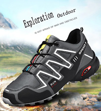 NEW Men's SIMILAR Salomon Speedcross 3 Shoes Waterproof Hiking Outdoor Sneakers