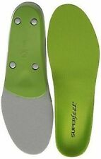SUPERFEET Premium Green Insoles Inserts Orthotics Brand New In Box B C D E F G