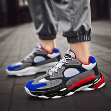 Men's Clunck Sports Sneakers Athletic Outdoor Breathable Running Casual Shoes