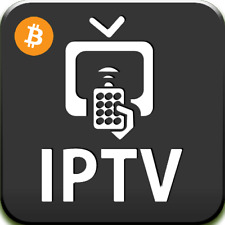 12Month IPTV Subscription HD 8000 Worldwide Chs&VODs Firestick,MAG,IOS,Android..