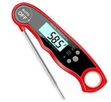 Waterproof Digital Meat Thermometer Super Fast Instant Read Thermometer BBQ