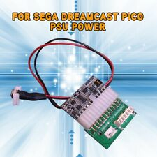 For Sega Dreamcast PICO PSU Power Supply Adapter board Tested Power Panel Unit 1