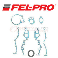 Fel Pro Timing Cover Gasket Set for 1969-1972 Datsun 521 Pickup 1.6L L4 - kj