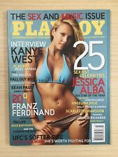 Playboy Magazine Back issues - YOU PICK  2000-2012 CENTERFOLDS, Reader Copies