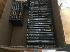 Sega Saturn games the lost world,Daytona,golf and many more.