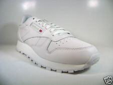 1-9771 New Reebok Classic Leather white/white US size