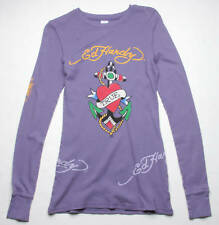 ED HARDY TRUE LOVE THERMAL (PURPLE)