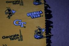 NCAA Fleece Fabric Blankets - Various Teams