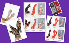 LACE GLOVES LONG SHORT DRESS UP PROM 3 COLORS 2 STYLES