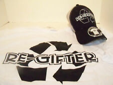 New NWT Lot Re-Gifter Hat and T Shirt Combo XXL M