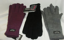 Ladies Thinsulate Gloves !!  Winter, choice of colours   GL137