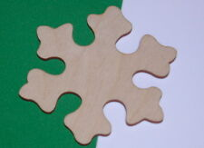 Holli Snowflakes Unfinished Wood Shapes HSF249  Crafts Cut Outs Variety of Sizes