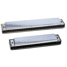 Chase Harmonica Available As 10 Hole, 16 Hole or 24 Hole -Diatonic -Blues -Harp