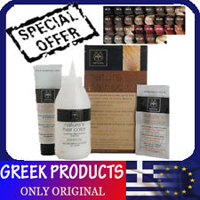 28 APIVITA GREEK Nature's Hair Color DERMATOLOGICALLY TESTED PRODUCT FROM GREECE