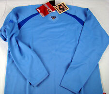 Mens Chicago Cubs Majestic Cooperstown Therma Base Fleece NEW size S or M