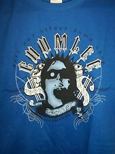 PAWN STARS CHUMLEE CHUM BALLER ROYAL BLUE OFFICIALLY LICENSED T-SHIRT NEW !