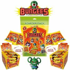 BUNGEES TOY GAME ~ SERIES 1 - FLICK-TO-STICK - LATEST COLLECTABLE CRAZE