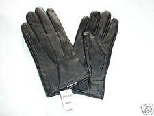 Women Black Sheep Napa Leather Gloves Fully Line S M L