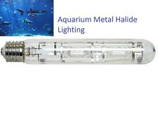 New Super 250W watt Aquarium Reef Two Arc Metal Halide Light Bulb Mogul (E39)
