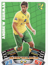Match Attax 11/12 Norwich Cards Pick Your Own From List