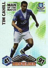 Match Attax Extra 09/10 MOTM & I-Code Cards Pick Your Own From List