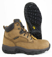 """CHIPPEWA 6"""" APACHE COMPOSITE TOE LACE UP WATERPROOF SAFETY WORK BOOT"""