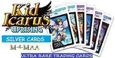 Choose Your KID ICARUS UPRISING Silver Wing Trading Cards ULTRA RARE