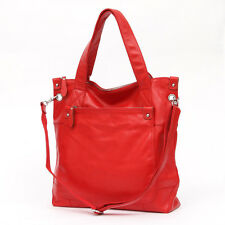 Designer Genuine Leather Ladies Extra Large Womens Handbag Tote Shoulder Bag