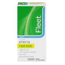 Fleet Enema, Ready-to-Use Saline Laxative